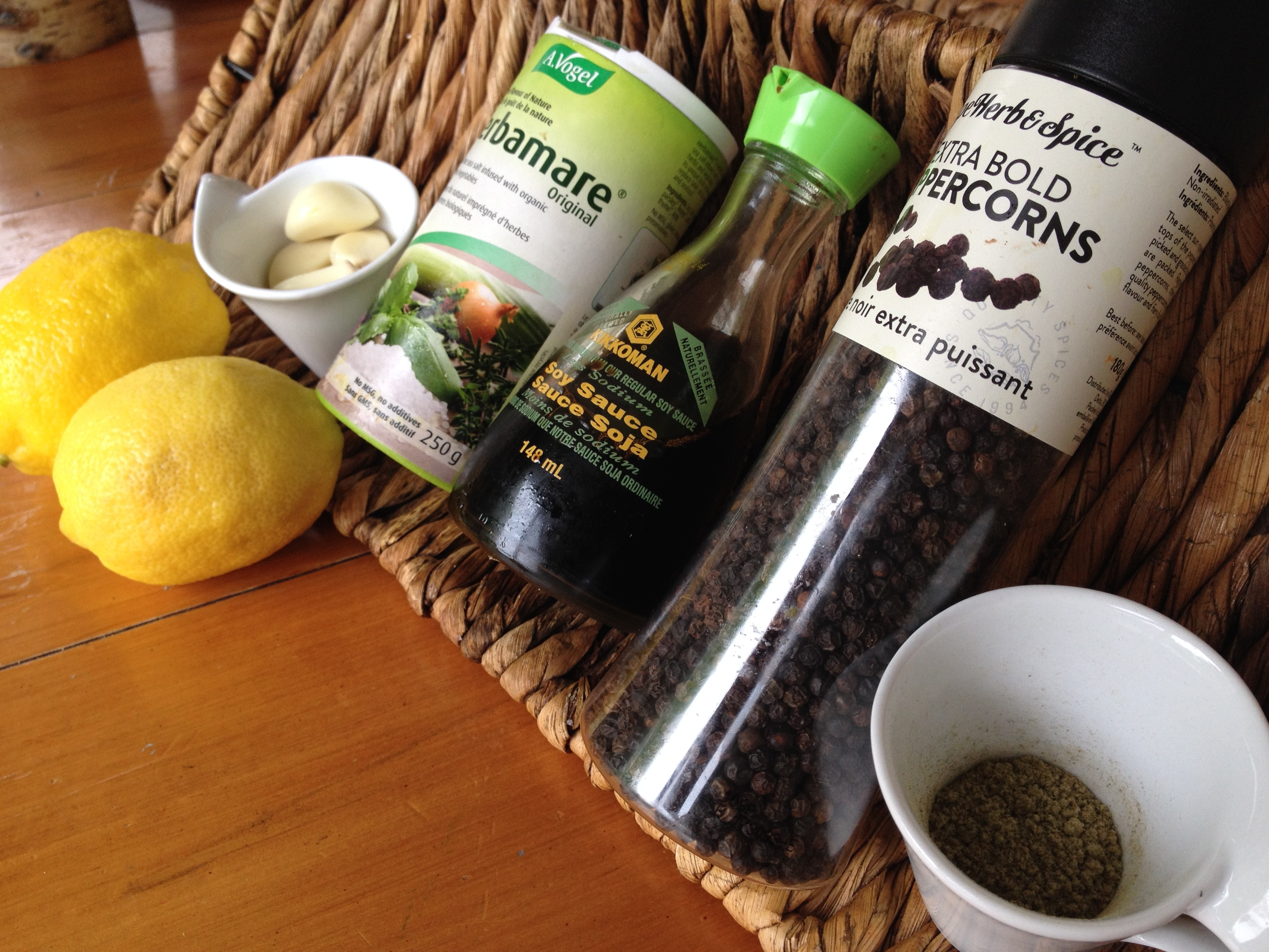 Marinades in Minutes
