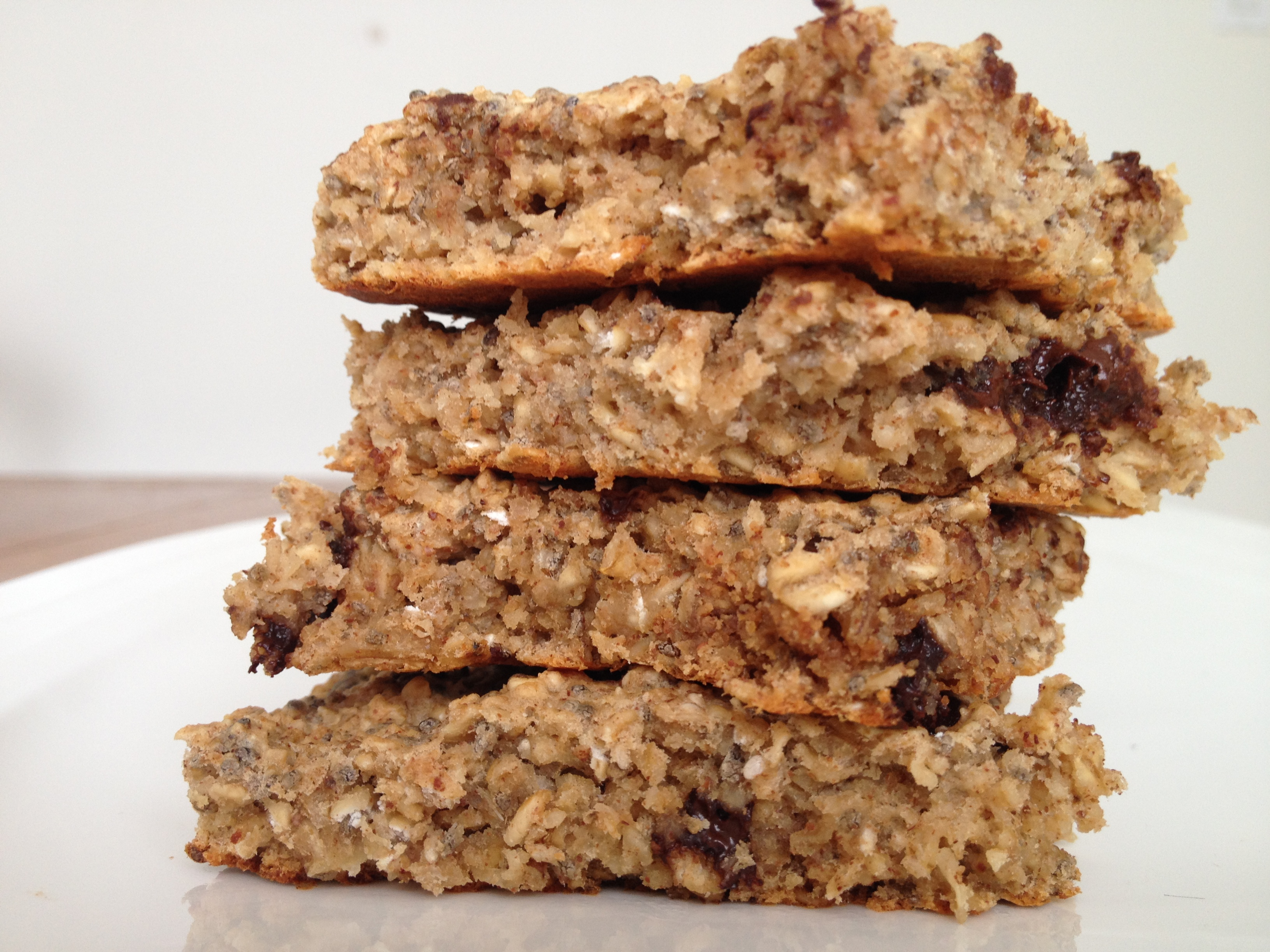 Almost Guilt Free Cranberry Bars
