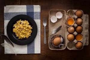 Eggs Scrambelled eggs- 1