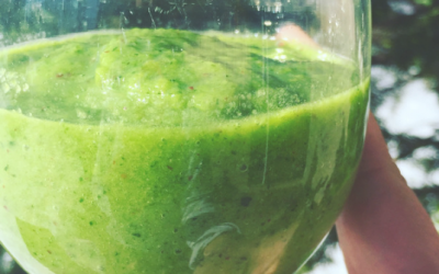 Broccoli Sprout Smoothie