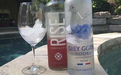 3 healthyISH alcoholic summer drinks