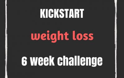 Jump start your weight loss