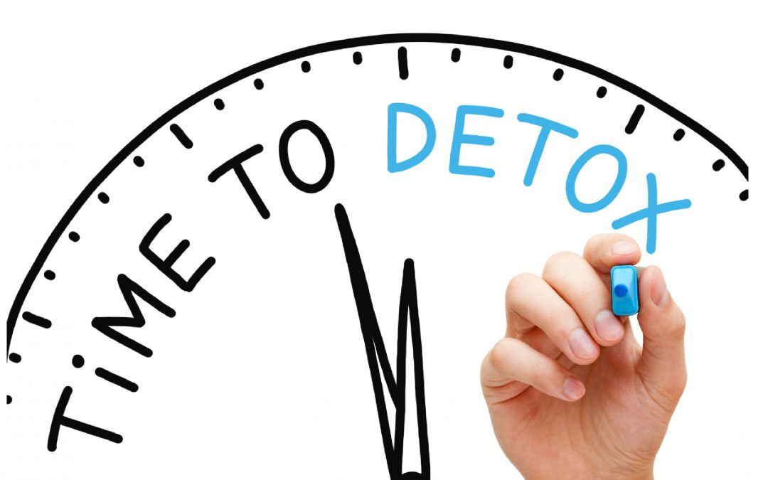 How detoxification can boost your weight loss
