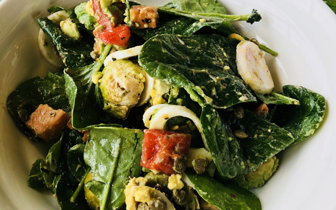Top 5 Summer salads tips to trim your waistline and satisfy your taste buds!