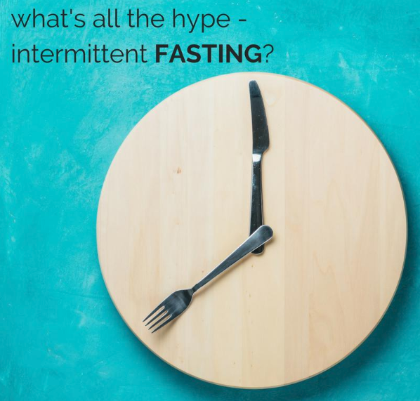 Intermittent Fasting – What's the Hype?