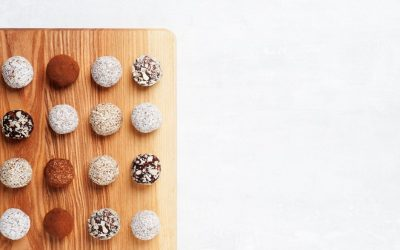 Power Pumpkin Energy Balls